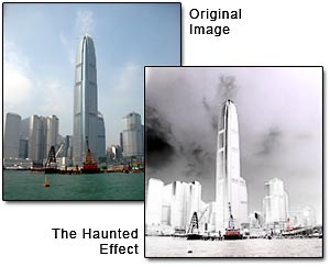 The Haunted Photo Effect
